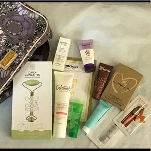🏷 Not a Mystery Box~ skin care collection w/bag